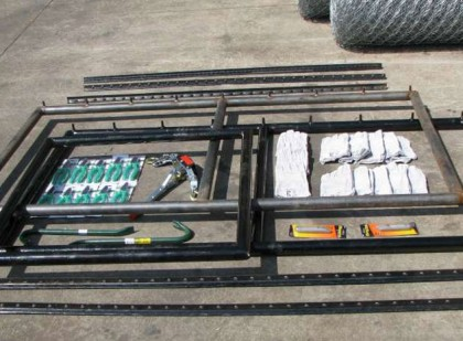 Gabion Installation Tools