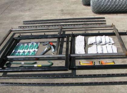 Gabion Installation Tools