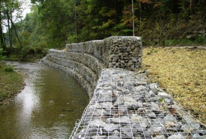 Gabions and River Mattresses